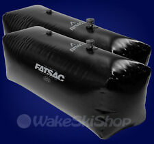FLY HIGH PRO X V-DRIVE WAKEBOARD BOAT BALLAST BAG SET 800LBS BLACK - W701