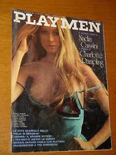 PLAYMEN 1974/9=NADIA CASSINI=MARGARET MARKOV PAM GRIER=GRANDE EUGENE TRANS=
