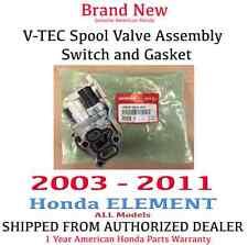 2003-2011 Element Genuine Oem Honda Spool Valve - Vtec Solenoid (15810-Raa-A03)