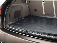 Genuine Porsche Macan Rear Cargo Liner Low 95B04480017 Black