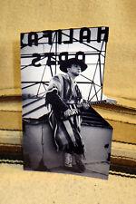 "Stevie Ray Vaughan Guitarist Rock Star Tabletop Display Standee 10 1/2"" Tall"