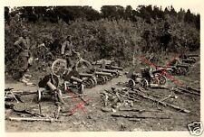 10264/ Originalfoto 6x9cm, russische Beute Maxim-MG+ and. Waffen, 1941