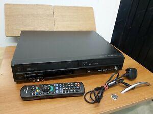 PANASONIC DMR-EZ49V HD DVD VCR VHS Recorder  Combi Freeview Multi Regionl