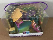 Nip Disney Winnie The Pooh Friendly Places Tiggers Tree House Playset 1999