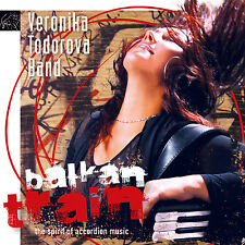 CD Veronika Todorova BANDE Balkan Train