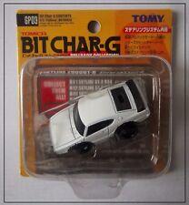 Tomica Tomy BitChar-G Skyline 2000 GT-R Pullback GP03 Mint Boxed 1:64 White