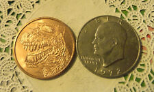 Commerative large/dollar size /heavy medal/Token /Ripley's TX  #149