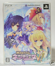 LIMITED EDITION PS3 Kamijigen game neptune V Victory Hyperdimension kami jigen