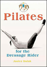 Pilates for the Dressage Rider DVD by Janice Dulak - Brand New & Sealed DVD