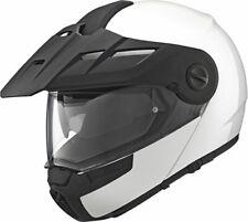 Schuberth E1 Bianco Lucido Moto Casco - XL