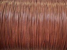 BROWN 28 AWG Gauge Stranded Hook Up Wire 1000 FT REEL UL1007 300 Volt