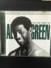 The Very Best Of Al Green Used 19 Track Soul R&B Cd Compilation Album