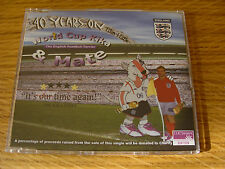 CD Single: World Cup Kika & Mate : 40 Years On Tom Hark