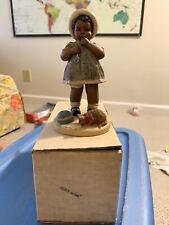 "Martha Holcombe All Gods Children ""Maya"" #114 figurine, in Original Box"