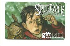 Books-A-Million The Spiderwick Chronicles Gift Card No $ Value Collectible BAM