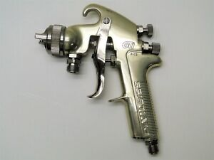 Devilbiss GTI HVLP High Volume Low Pressure Spray Gun 1.6 Tip