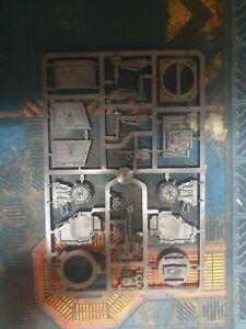 Warhammer 40k Imperial Aegis Defenseline Icarus Lascannon