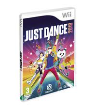 """Juego Nintendo Wii """"Just Dance 2018"""""""