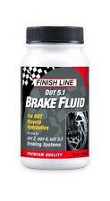 Olio Freni FINISH LINE DOT 5.1 120ml/BRAKE OIL DOT 5.1  FINISH LINE 120ML