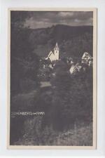 AK Schönberg am Kamp, Teilansicht, Foto-AK 1930