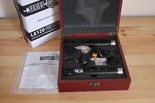 Lauten Audio LA-120 Series Black (Pair) - Small-Diaphragm Studio Microphones