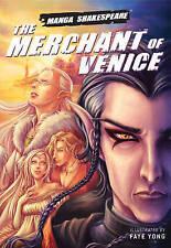 The Merchant of Venice (Manga Shakespeare)-ExLibrary