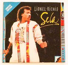 RARE 1986 CD SINGLE LIONEL RICHIE SELA GR8  3 TRKS 8 min VERSION SUPER CONDITION