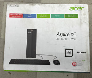 BRAND NEW SEALED IN BOX Acer Aspire XC (XC-1660G-UW92)