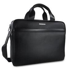Porsche Design briefbag MH negro señores bolso bandolera maletín óptica