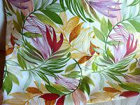 """Designer Solarium  Screen Print Fabric   2 Yd    W  54"""""""