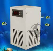Aquarium Fish Tank water Cooling and Heating Electronic Water Chiller+Pump NEW