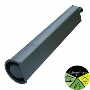 Plastic Legs for CSA Bed Frames x 4, Suitable for Caravan and Lodges