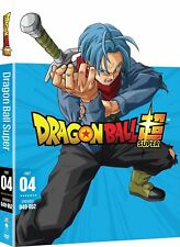 Dragon Ball Super: Part Four 4 (DVD, 2018)