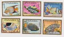 Fish Central & South American Stamps