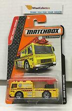 2006 Fire Engine #72 * Yellow * Matchbox *J16
