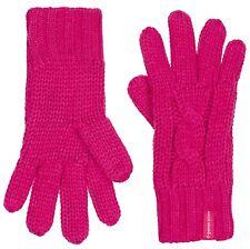 d-generation by DÖLL® Strick Fingerhandschuhe Handschuhe Pink W NEU!