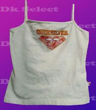 Quik Silver girls white top
