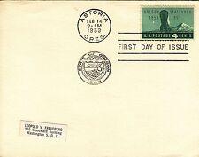 USA 1959  Centenary of Oregon Statehood. FDC.