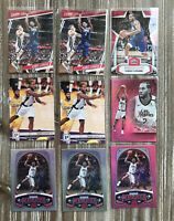 (9) 2019-2020 Panini Chronicles Basketball LA Clippers Kawhi Leonard Pink Lot
