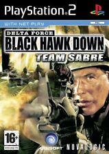 Delta Force Black Hawk Down Team Sabre (PS2).