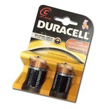 Duracell Plus Power Type C Alkaline Batteries, Pack of 2
