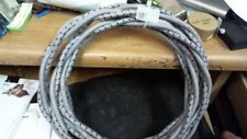 ONE 10ft  Western Electric /AIW KS13385L1  stranded, cloth, WRITING ON CABLE