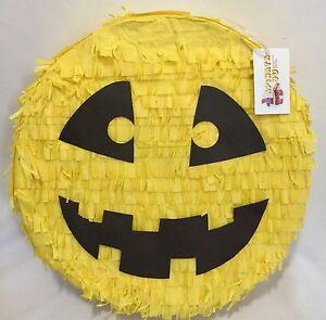 """Emoticon Pinata 16""""  Emoticon Party, Pumpkin Face Emoticon Halloween Pinata"""