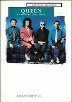 Musica  - Gunn Jenkins - Queen La biografia ufficiale 1^ ed. 1993 Arcana