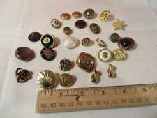 """MIXED LOT OF """"VINTAGE LOOK"""" BUTTONS"""