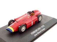 Ferrari D50 1956 Juan Manuel Fangio 4. Weltmeistertitel Formel 1 OVP 1:43