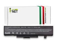 Batteria da 5200mAh compatibile con Lenovo L116Y01 L11S6F01 121500049 L11S6Y01