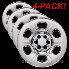 Fits Nissan Frontier Pathfinder 2005-2017 - Chrome Wheel Skins - New Set of 4
