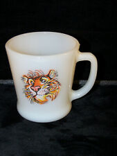 890d5d51241 FIRE KING Promotional Original Esso/Exxon Tony The Tiger Coffee Cup/Mug