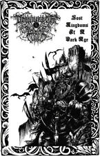 Drowning The Light - Lost Kingdoms Of A Dark Age - CASSETTE TAPE Black Metal